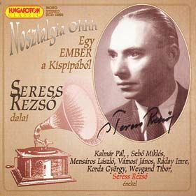 Seres Rezso - Gloomy Sundey - cover