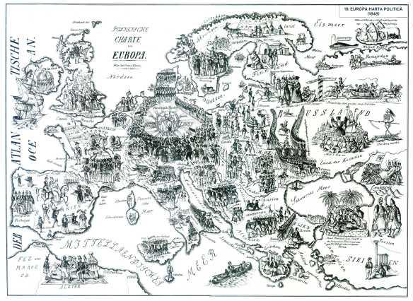 Europa la 1848