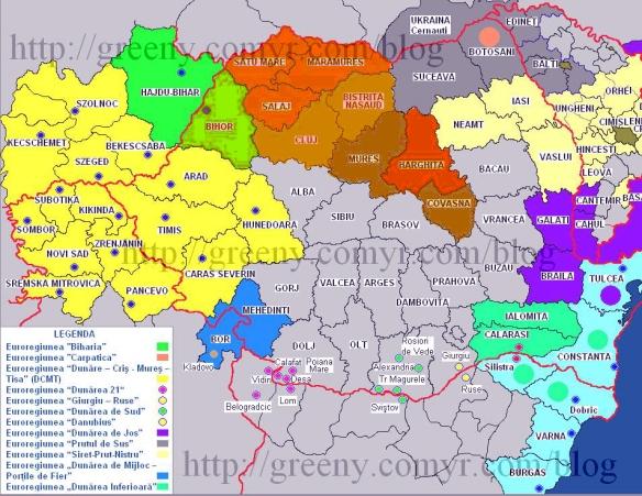 Romania-Euroregiuni2