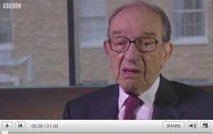 Interviu Alan Greenspan