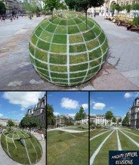 Sidewalk Sphere