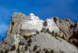 We all know the four presidents carved into Mount Rushmore, but can you spot the fifth face