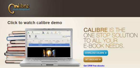 Calibre - Ebook Management
