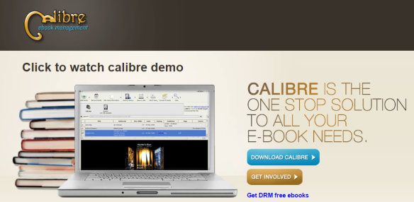 Calibre - Ebook Management