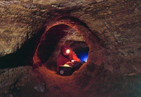 Pestera Movile descoperita in 1986, langa Mangalia